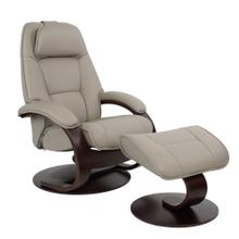 Admiral C Manual Large Recliner With Footstool