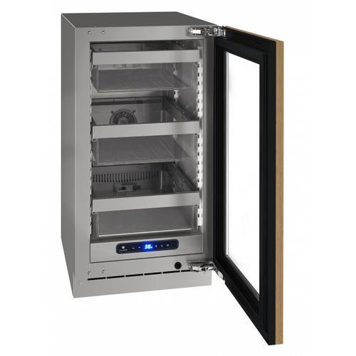 "U-Line - Hre518 18"" Refrigerator With Integrated Frame Finish (115 V/60 Hz Volts /60 Hz Hz)"