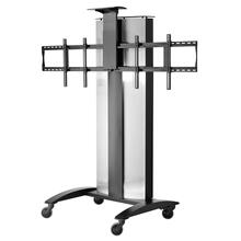 "SmartMount ® Flat Panel Video Conferencing Cart for (2) 40"" to 55"" Displays"