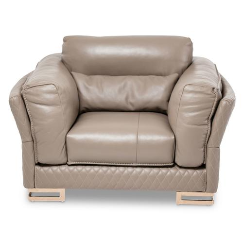 Monica Leather Chair 1/2