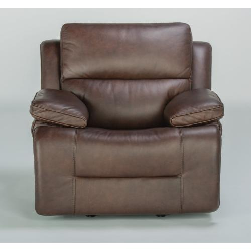 Apollo Power Gliding Recliner with Power Headrest