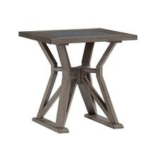 End Table - Ash Gray Finish