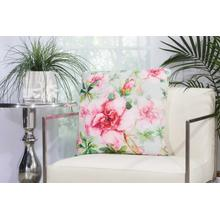 "Outdoor Pillows T1716 Multicolor 20"" X 20"" Throw Pillow"