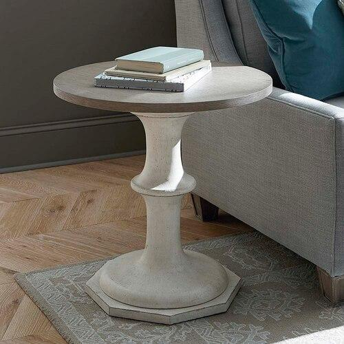 Bella Round Bedside Table