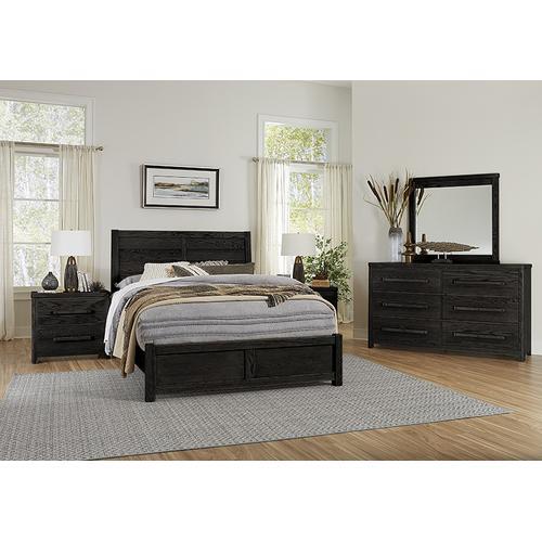 Queen - Plank Bed