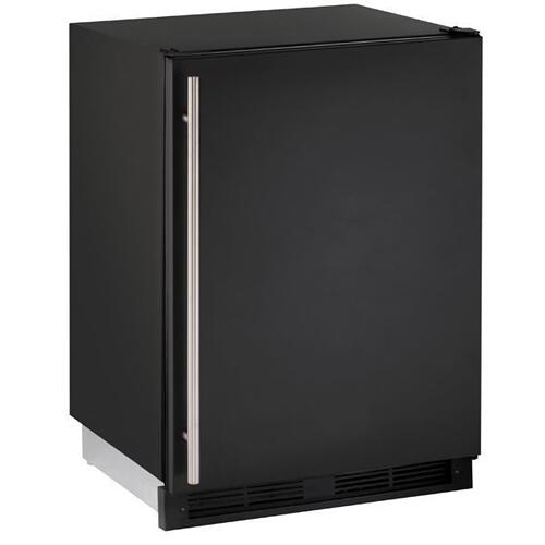 "24"" Refrigerator/ice Maker With Black Solid Finish, No (115 V/60 Hz Volts /60 Hz Hz)"