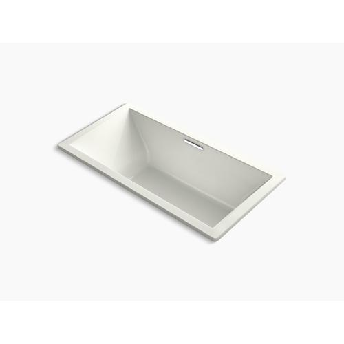 """Dune 72"""" X 36"""" Drop-in Bath With Center Drain"""