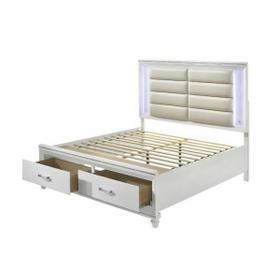 ACME Storage Queen Bed - 28740Q