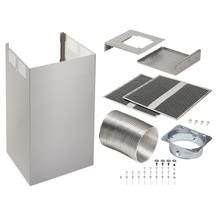 Broan Non-Duct Kit for Broan Elite EW54 Series Chimney Range Hoods, in Black Stainless Steel