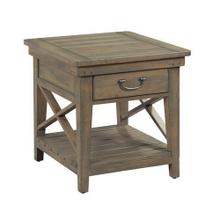 Mill House Winkler End Table