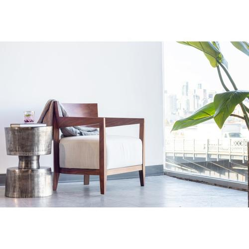Moe's Home Collection - Victor Accent Table Nickel