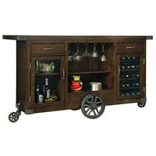 693-040 Bev Trolley Bar