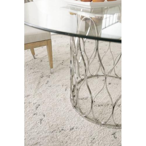Dining Room Novella Pillar Point Round Dining Table Base
