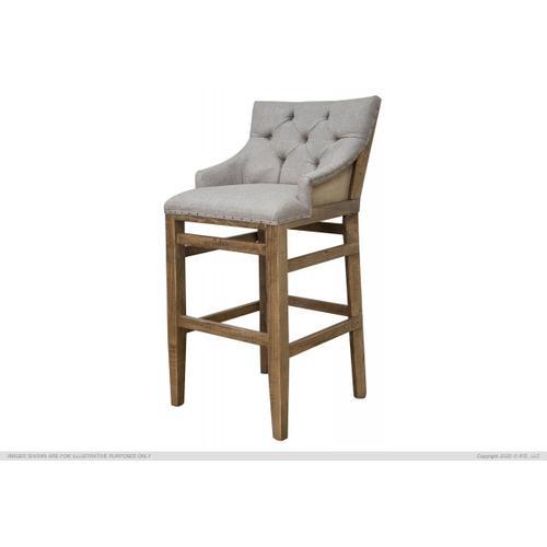 """30"""" Upholstered Barstool"""
