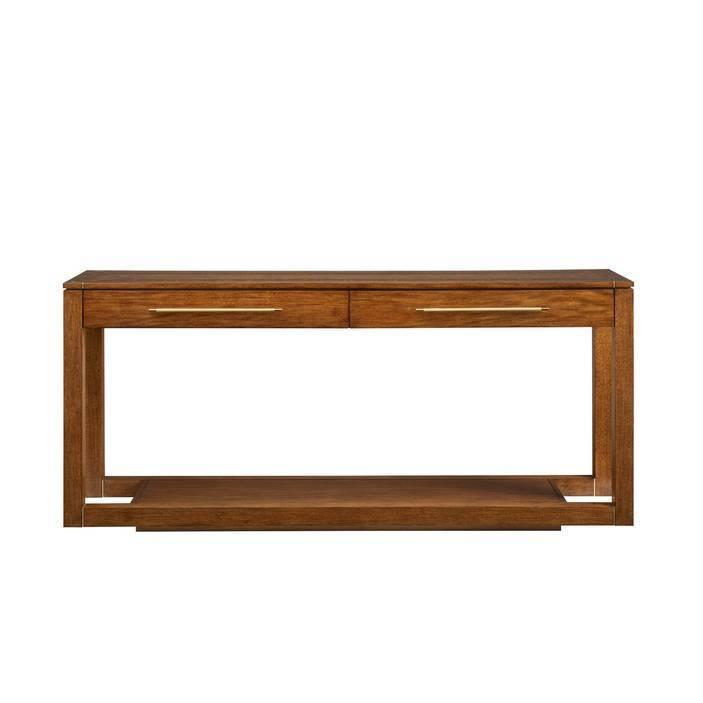 Panavista Floating Parsons Sideboard - Goldenrod