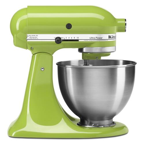 Ultra Power® Series 4.5-Quart Tilt-Head Stand Mixer Green Apple