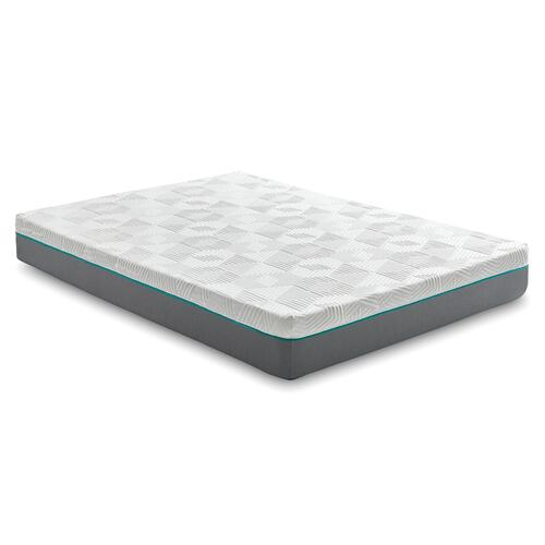 "Renue 12"" Medium Hybrid Mattress, Full"