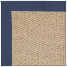 "Creative Concepts-Cane Wicker Canvas Neptune - Rectangle - 24"" x 36"""