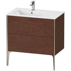 Duravit - Vanity Unit Floorstanding, American Walnut (real Wood Veneer)