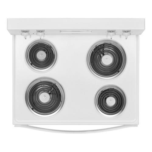 Gallery - 4.8 Cu. Ft. Freestanding Counter Depth Electric Range
