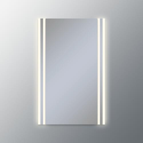 """Vesper 2-3/4"""" X 39-3/8"""" X 4-5/8"""" Lighting In Outline Style With Soft White (3000k), Dimmable and Sold as Each"""