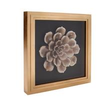 View Product - Camellia Flower Wood Wall Art