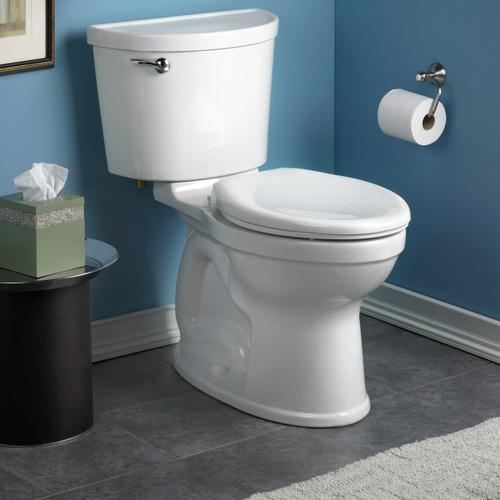 American Standard - Champion PRO Right Height Elongated Toilet - 1.6 GPF - White