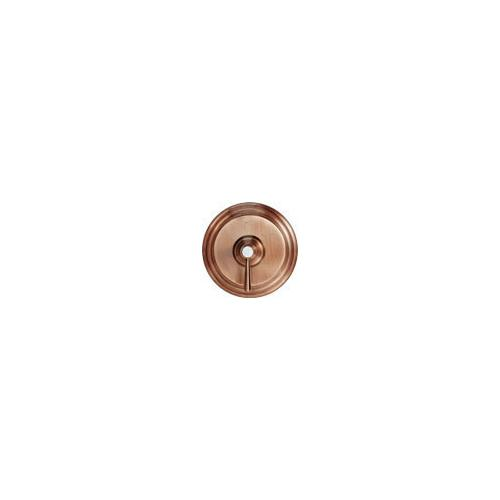 Newport Brass - Antique Copper Air Activated Disposer Switch without power adapter and PVd tubing