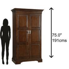 See Details - 695-065 Sonoma II Wine & Bar Cabinet