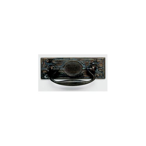 Product Image - While supplies last! Please choose carefully, as all sales on these items are final. Please read Outlet Terms & Conditions and Privacy Policy . Decorative Drop Pull in VB (Vintage Brass)