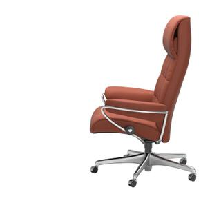 See Details - Stressless® London Home Office High Back