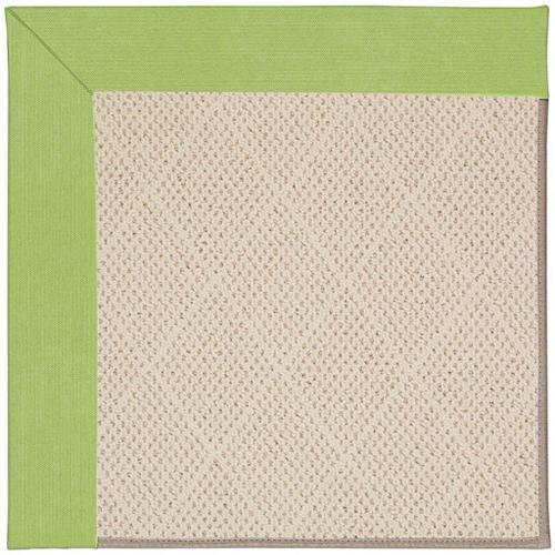 "Creative Concepts-White Wicker Canvas Parrot - Rectangle - 24"" x 36"""