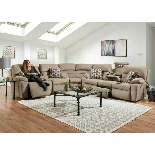 797 Tribute Sectional