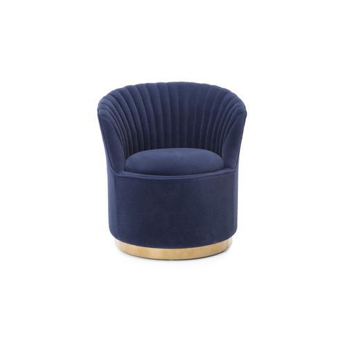 Roberta Swivel Accent Chair