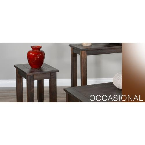 Homestead Coffee Table w/ Casters