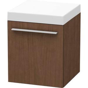 Mobile Storage Unit, American Walnut (real Wood Veneer)