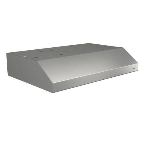 Broan® 24-Inch Convertible Under-Cabinet Range Hood, Stainless Steel