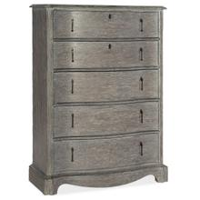 See Details - Beaumont Five-Drawer Chest