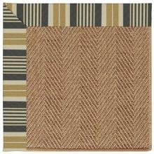 "View Product - Islamorada-Herringbone Long Hill Ebony - Rectangle - 24"" x 36"""