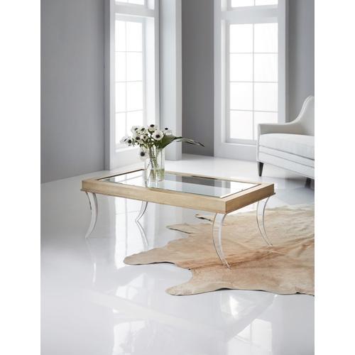 Living Room Melange Molina Cocktail Table