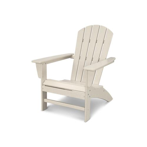 Sand Nautical Adirondack Chair