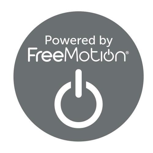 WHITMAN - VERONA COFFEE - Powered By FreeMotion Power Cordless Loveseat