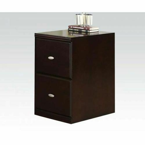 ACME Cape File Cabinet - 92035 - Espresso