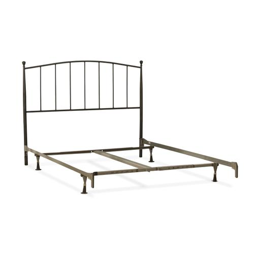 Warwick Twin Headboard With Frame (gray Bronze)