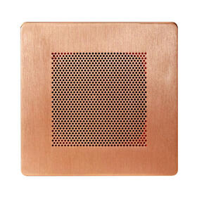 Self Powered Bluetooth Speakers in Copper