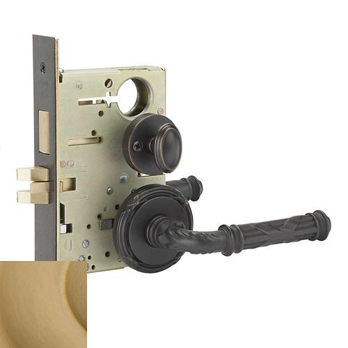 Baldwin - Vintage Brass Fenwick Sectional Privacy Set