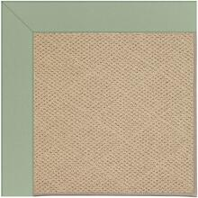 "Creative Concepts-Cane Wicker Canvas Celadon - Rectangle - 24"" x 36"""