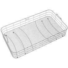"""See Details - Elkay Stainless Steel 26-1/2"""" x 14-13/16"""" x 7"""" Rinsing Basket"""