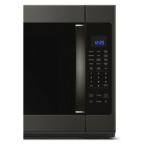 Whirlpool Canada - 2.1 cu. ft. Over the Range Microwave with Steam cooking