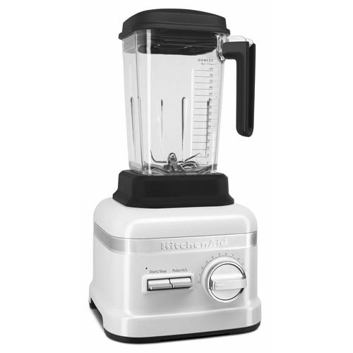 KitchenAid - Pro Line® Series Blender - Frosted Pearl White